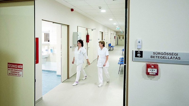 Döntött a kormány a kórházak adósságairól - ettől tartottak sokan