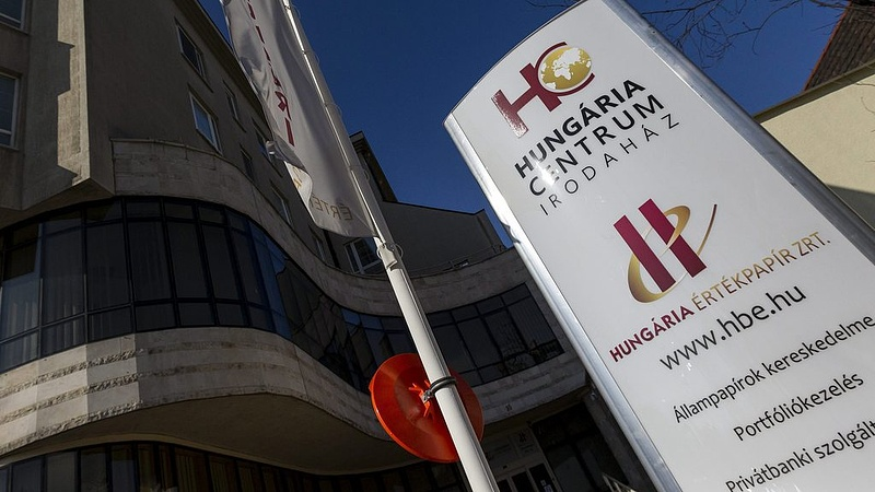 Vádemelés a Hungária Értékpapír ügyében