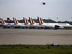 Sztrájkkal szilveszterezhetnek egy légitársaságnál