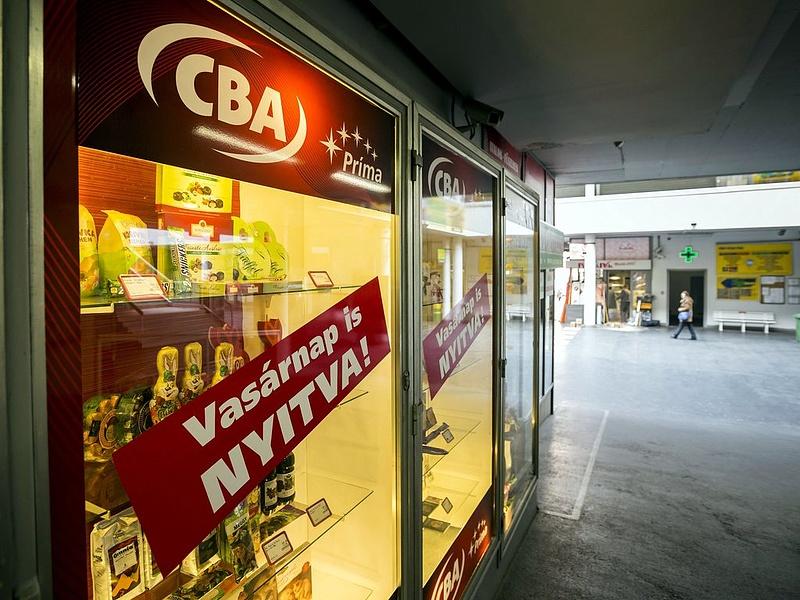 Megdöbbentő bejelentést tett a CBA - erre nem sokan számítottak