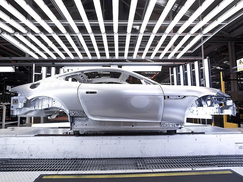 Indul a Jaguar-gyár építése - íme a tervek