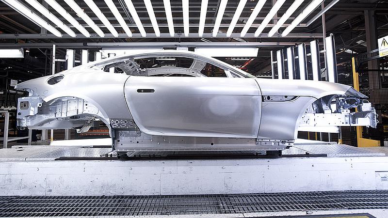 Ezzel kezdi a gyártást a Jaguar új szlovákiai üzeme