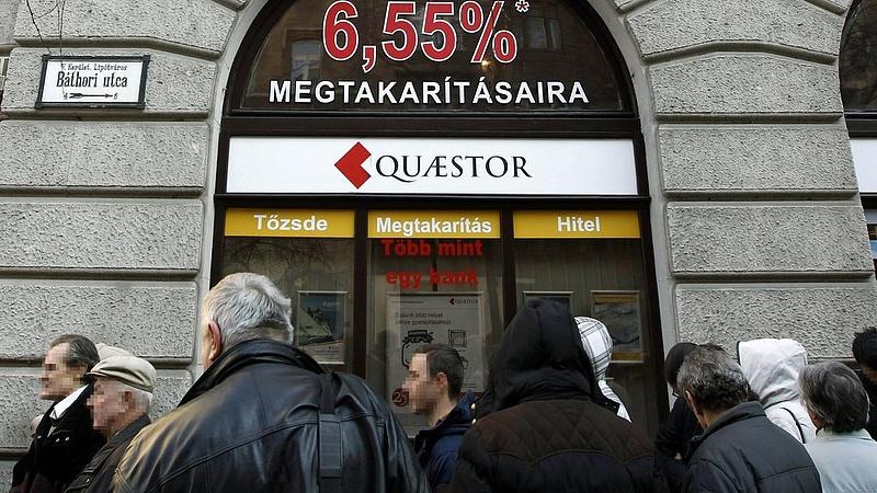 Kártérítést követelnek a Quaestor és a Buda-Cash vezetőitől