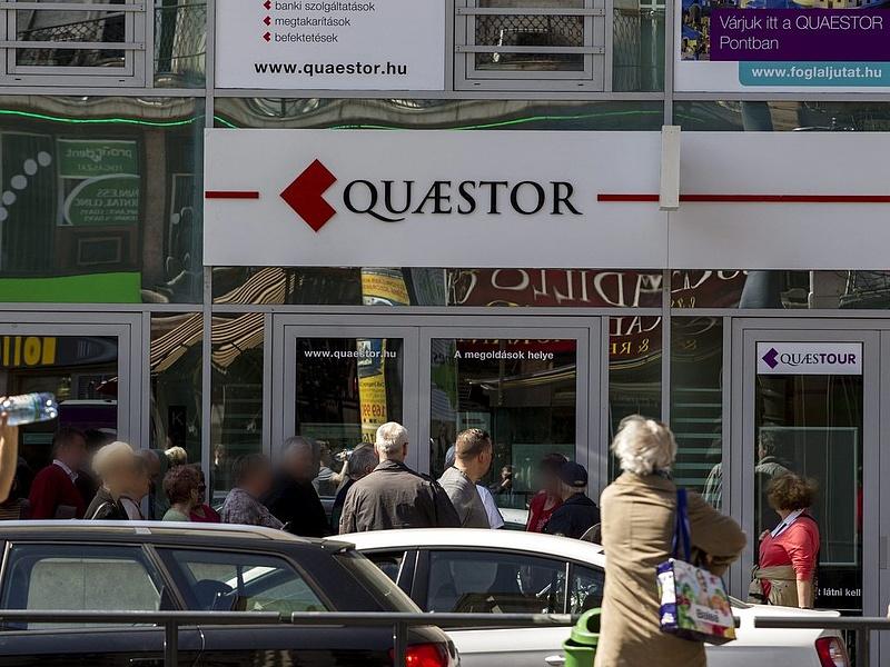 Quaestor: szerdától kell kérelmezni a kártalanítást