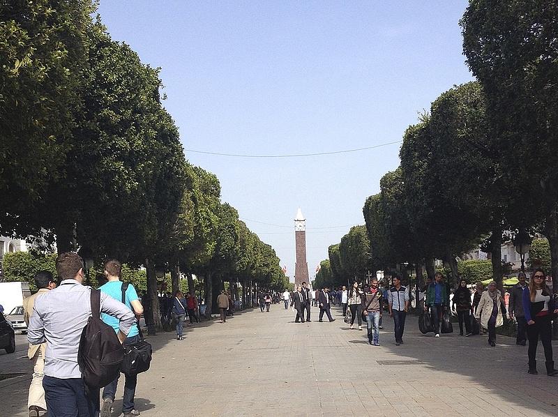 Éledezik a turizmus Tunéziában