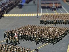 """Putyin: az orosz fegyveres erők """"a fejlődés új dinamikáját érték el"""""""
