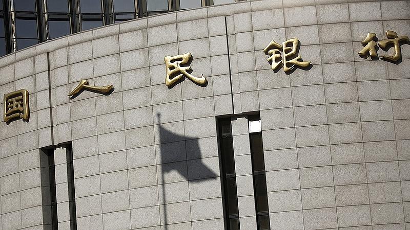 Változatlanul hagyták a kínai referenciakamatot