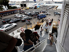 A turistákat is érinti a hétfői görög sztrájk