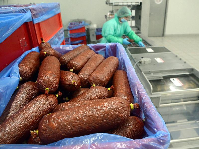 Kiárusítják a becsődölt élelmiszercég maradékát
