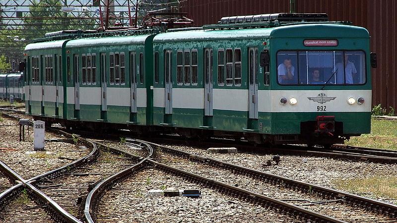Mégis összekapcsolják a HÉV-et a 2-es metróval