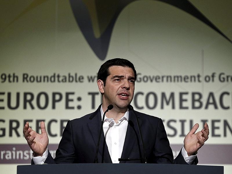 Nőtt a görög ipari termelés