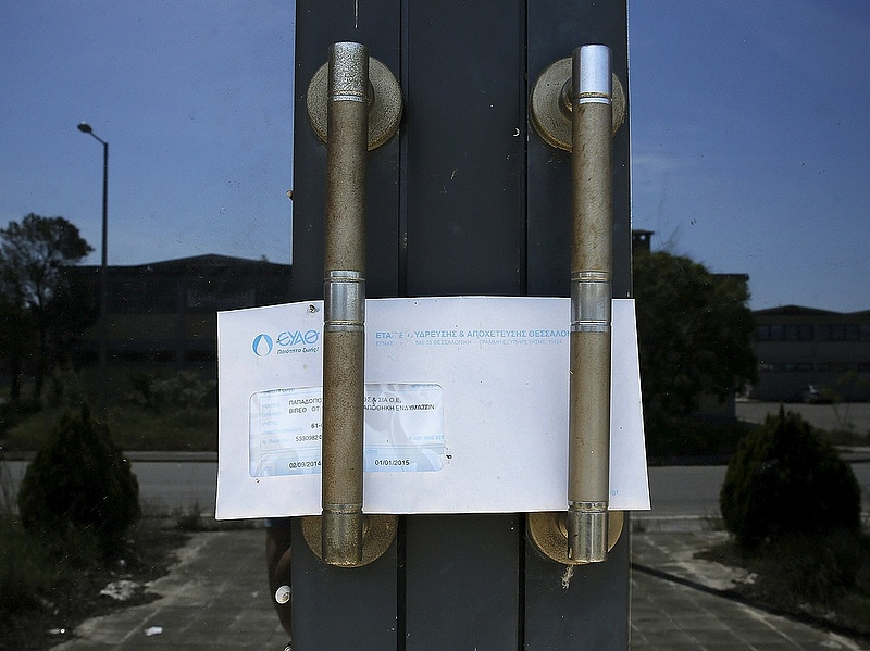 Megkezdte görögországi tevékenységét az EBRD