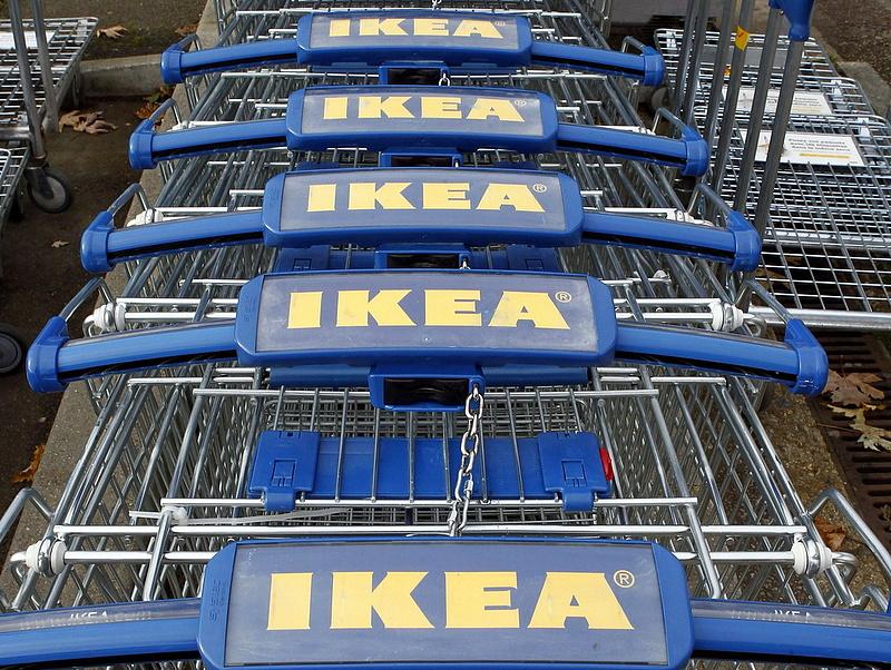 Merészet lép az Ikea