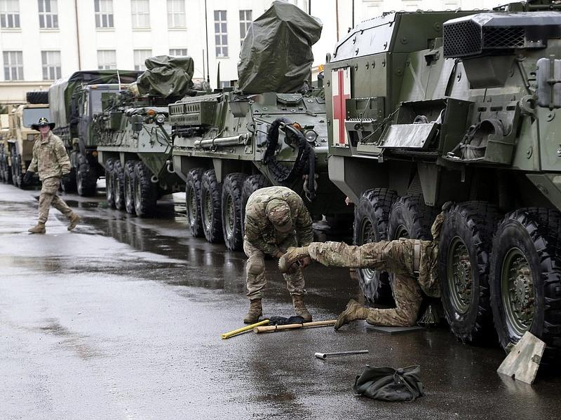 Amerikai fegyverzetet állomásoztatnának Magyarországon is?