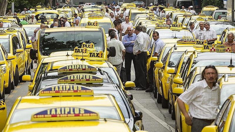 Ezer taxis béníthatja meg Budapestet