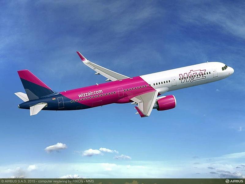 Újraindítja bakui járatát a Wizz Air