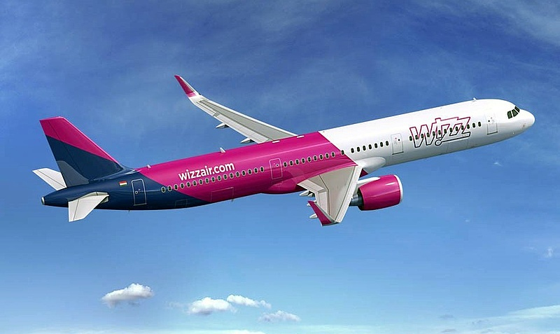 Nagyon jól megy a Wizz Airnek
