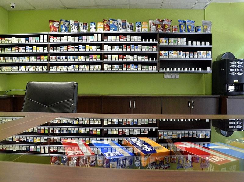 Meglepetés: zsugorodik a cigi feketepiaca