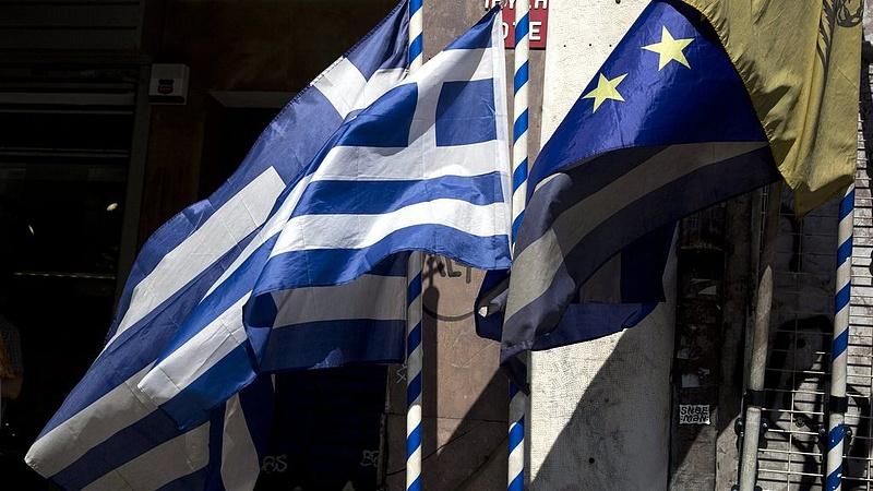 Leállt Görögország