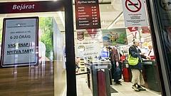 A CBA leveszi a nevét a bezáró üzletekről