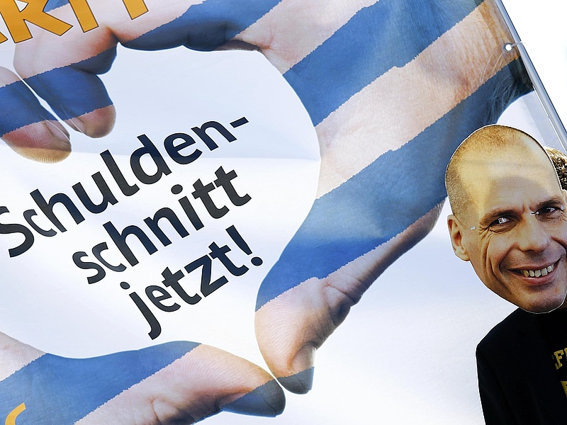 Új rendszert javasol a volt görög pénzügyminiszter