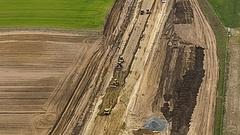 Új autópálya-szakasz épül közel 100 milliárdért