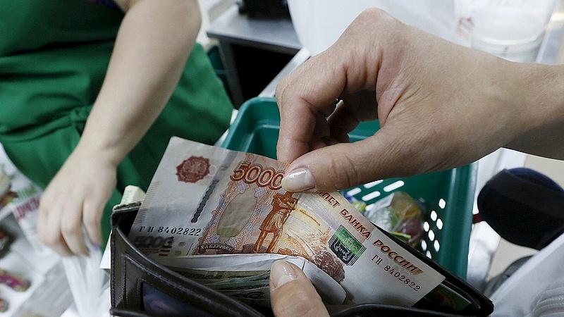 Lecserélik bankóikat az oroszok