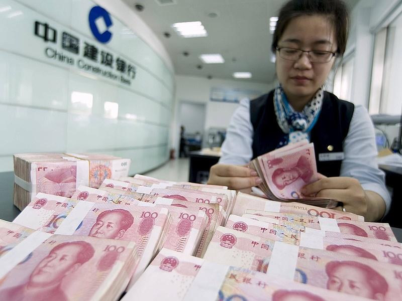 Még kedveli a tőke Kínát