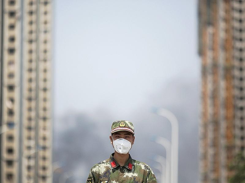 Így következett be a kínai katasztrófa