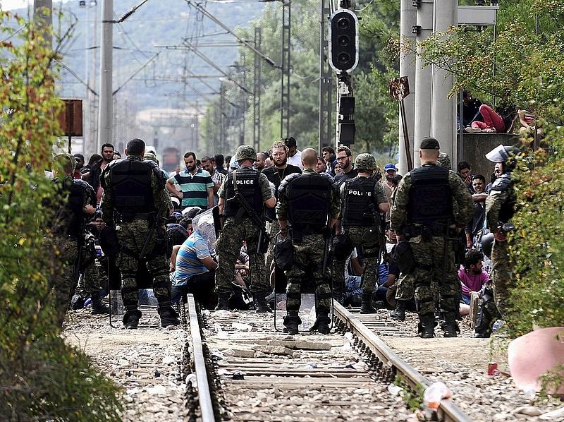 Durvul a helyzet Macedóniában - a hadsereget is bevetik