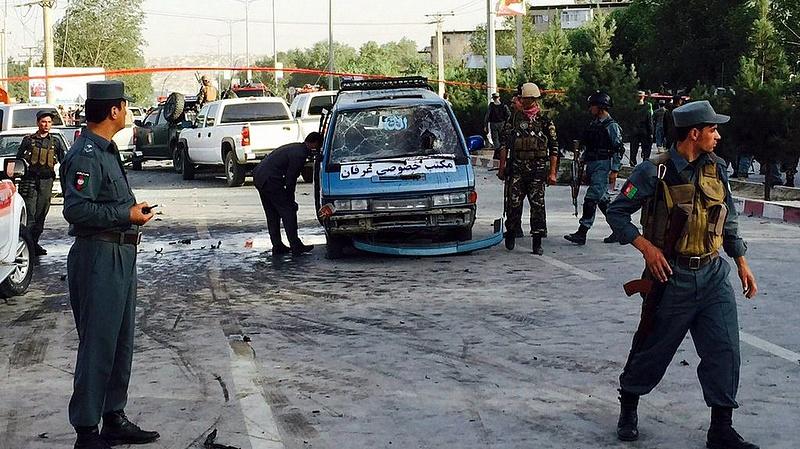 Szombat sem múlt el terrortámadás nélkül