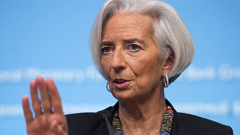 Újabb botrány az IMF-nél