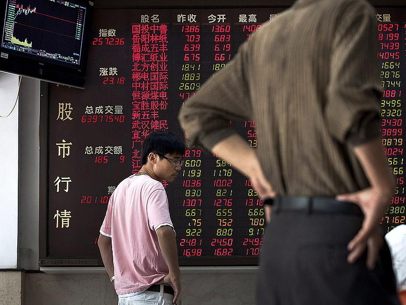 Meglepetést okozott a kínai adat