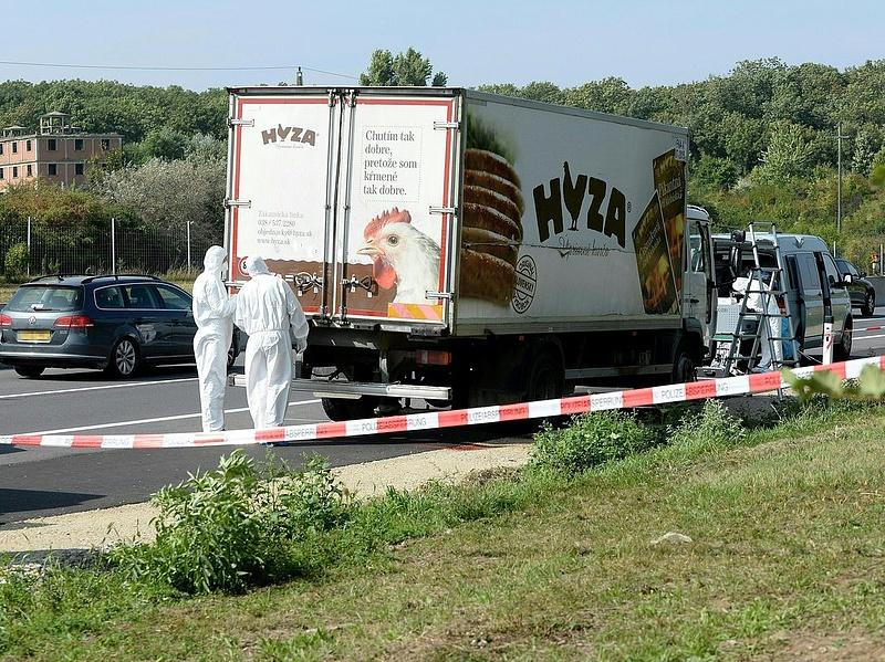 Halál a kamionban - a kapzsiság okozta a tragédiát