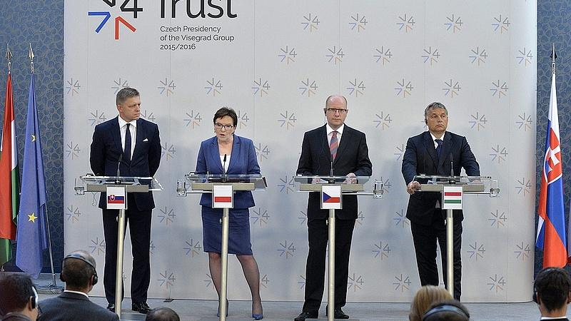A V4 támogatja az Európai Tanács célkitűzéseit
