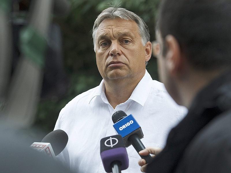 Orbán: amit az európai vezetők tesznek, arra nincs felhatalmazásuk