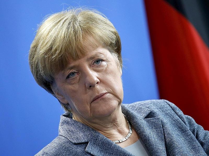 Csökkent Merkel népszerűsége