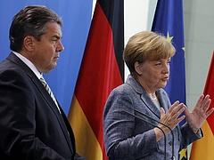 Merkel átalakította kormányát