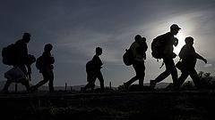 Menekültek: fontos bejelentést tett Merkel