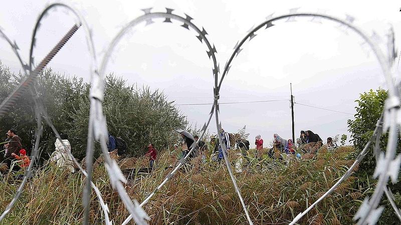 Menekültválság: ennyi pénzt kap Magyarország Brüsszeltől