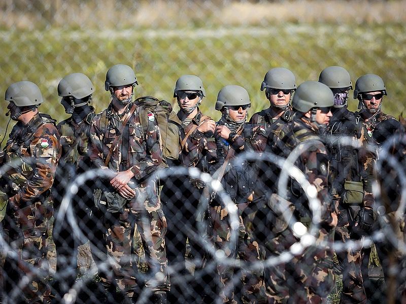 Magyar katonák fognak kurd harcosokat kiképezni
