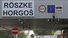Jelentősen javult a helyzet a magyar határon