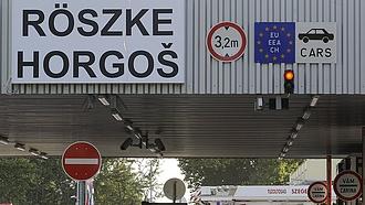 Autósok, figyelem: nagy a torlódás a határállomásokon