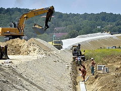 Jó hírt közölt az építésekről a KSH