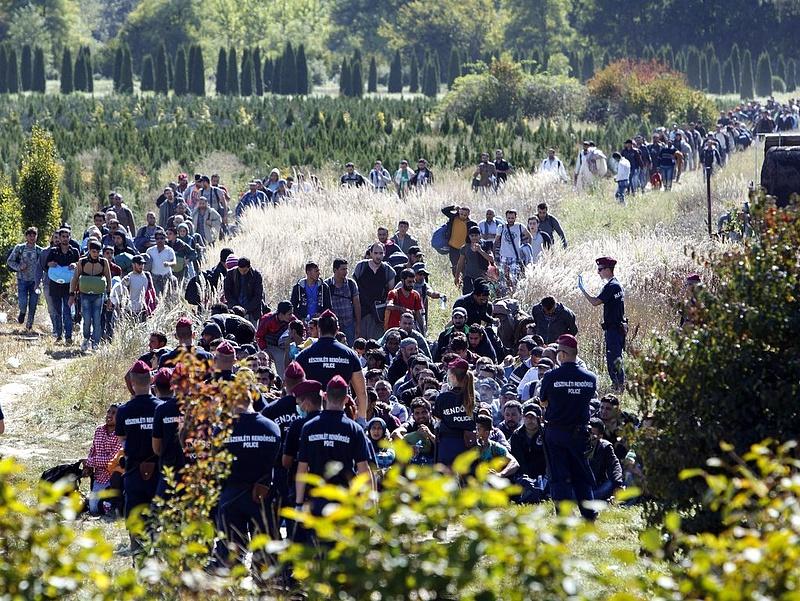 A szerbek is kiutasíthatják a menekülteket