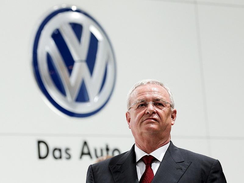 Vádat emeltek a volt Volkswagen-vezér ellen