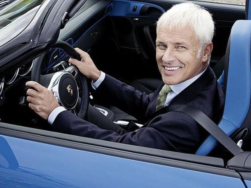 Megvan az új VW-vezér