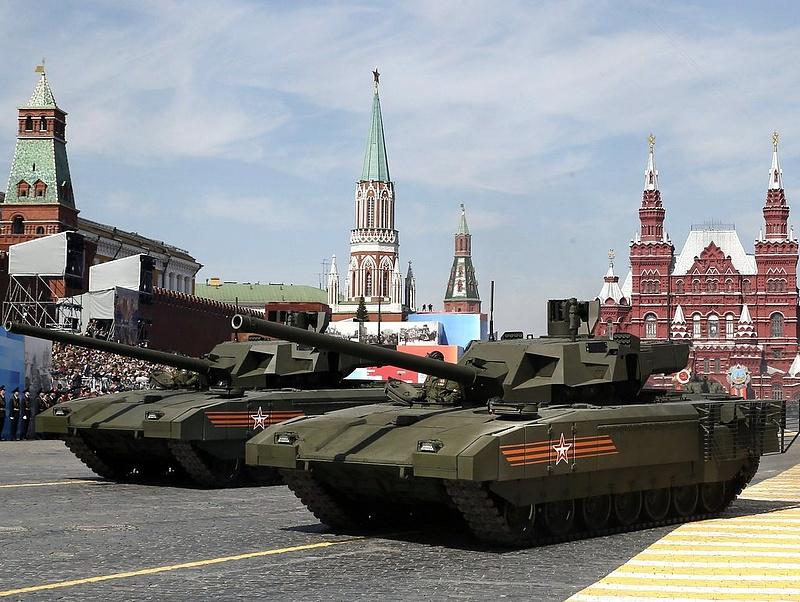 Kemény fellépésre szólította fel a hadsereget Putyin