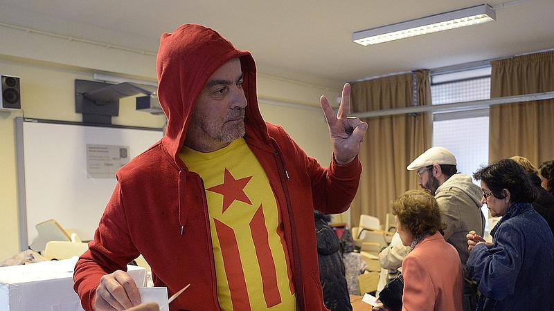 Átléptek egy határt - szétszakadhat Spanyolország