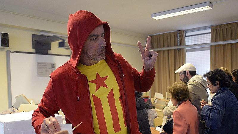 Szakadnának a katalánok